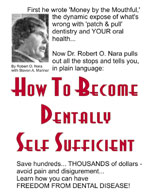 Become Dentally Self Sufficient