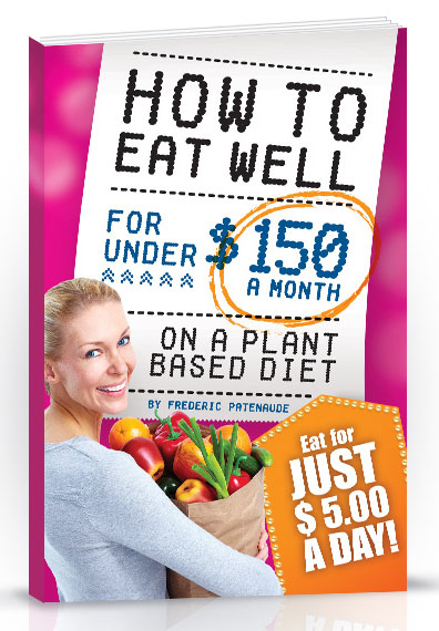 How to Eat for Under $100 a Month on a Plant Based Diet